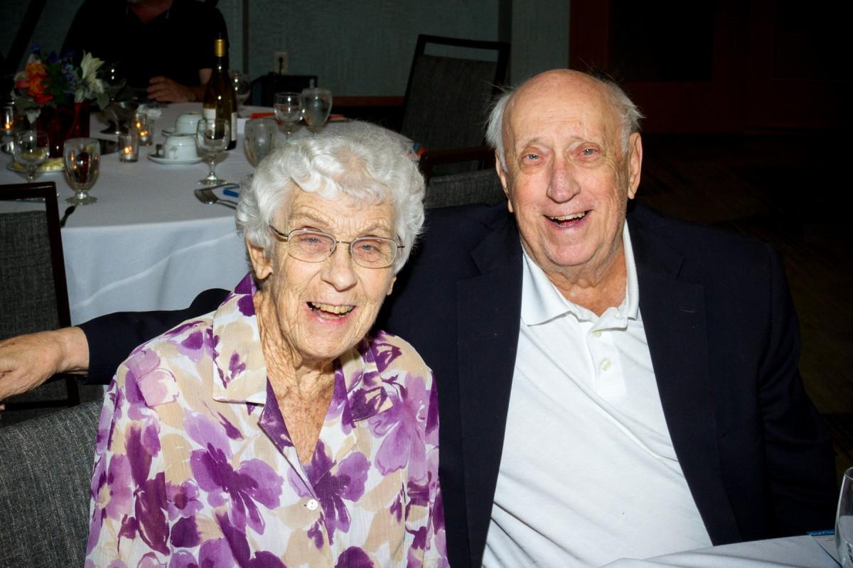 Lois and Austin Gleason