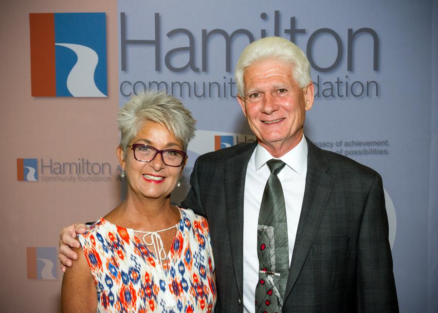 Linda and Steve Timmer